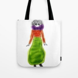 Skirty Tote Bag