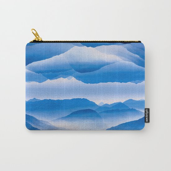A Moment Suspended In Time Carry-All Pouch