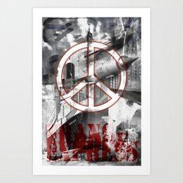 TransEuropeExpress Art Print
