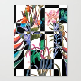 GEOMETRIC ABSTRACT PATTERN Canvas Print