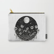 Moonlit Poppies Carry-All Pouch