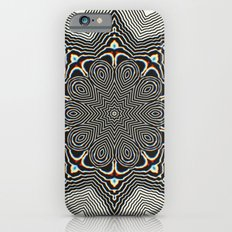 Full Om Mandala Slim Case iPhone 6