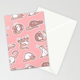 rats rats rats Stationery Cards