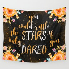 Rattle the stars (tog) Wall Tapestry