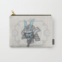 Samurai Helmet Carry-All Pouch