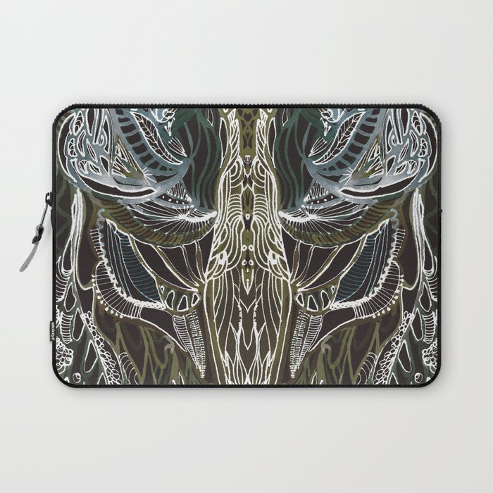 Forest lace Laptop Sleeve