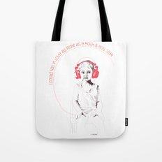 RocknRoll Boy Tote Bag