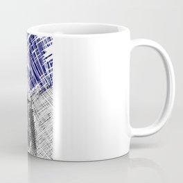 HitchHiker at Night Coffee Mug