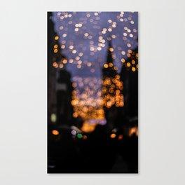 NIGHTLIGHTS Canvas Print