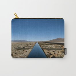 Long Line to Bolivia Carry-All Pouch