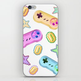 Candi Pixels iPhone Skin