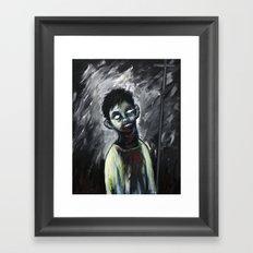 The Godless (variant) Framed Art Print