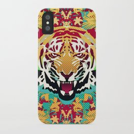 Tiger 2 iPhone Case