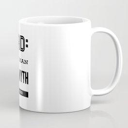 Dad is a Legend Coffee Mug