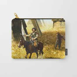 Giants on the Plains Carry-All Pouch