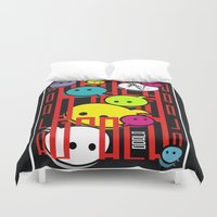 comic Duvet Covers featuring COMIC  by _Moj_