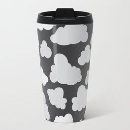 cloudy camo Travel Mug