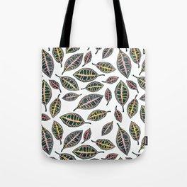 Petra Leaves Tote Bag