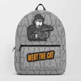 RATATATAT Went The Cat Backpack