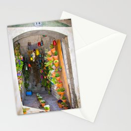 The Enchantress' House Stationery Cards