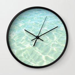 All Clear Wall Clock