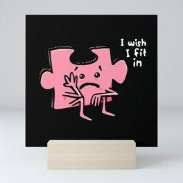 Misfit Mini Art Print