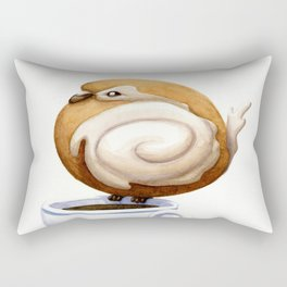 Cinnabird Rectangular Pillow