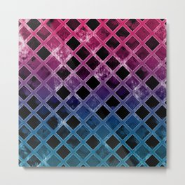 Abstract Geometric Background #16 Metal Print