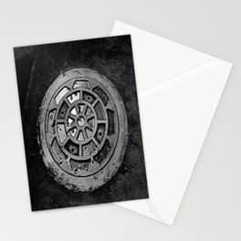 Cover Reflection Stationery Cards