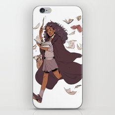 Hermione iPhone & iPod Skin