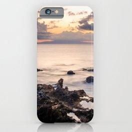 Let It Linger iPhone Case
