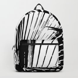 Spiked Palm Backpack