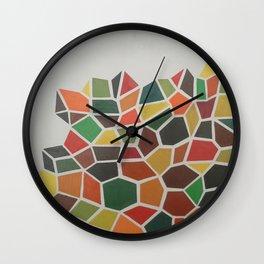 """Landscape 9'' Wall Clock"