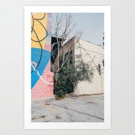 Atlanta Georgia  Art Print