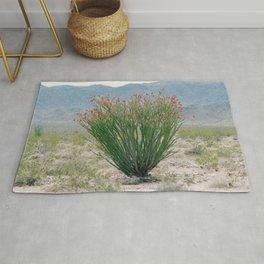 Ocotillo Plant (Anza Borrego Desert, California) Rug