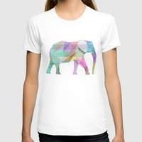 elephant T-shirts featuring Elephant by nessieness