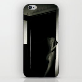 dissolved iPhone Skin