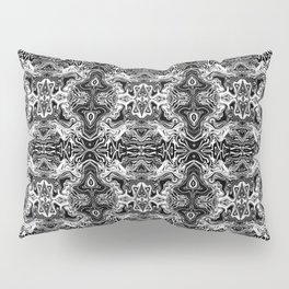 ZedEx Black Pillow Sham