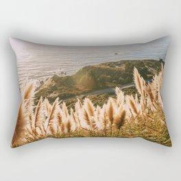 Big Sur at Sunset Rectangular Pillow