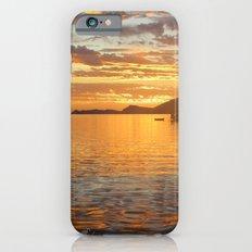 Sunrise on the Sea of Cortez. Slim Case iPhone 6s