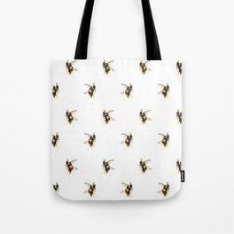 Bumblebee pattern Tote Bag