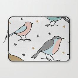 Beautiful Birds Laptop Sleeve
