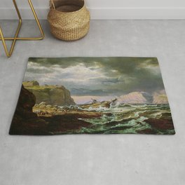 Shipwreck On The Norwegian Coast - Digital Remastered Edition Rug