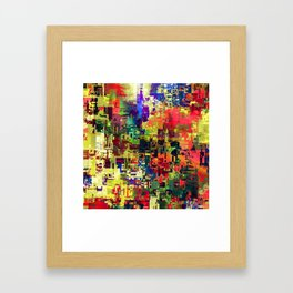 one oh one Framed Art Print