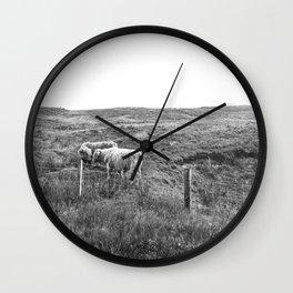 Coo Kiss Wall Clock