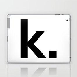 k. Laptop & iPad Skin