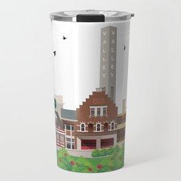 Rosedale - Toronto Neighbourhood Travel Mug