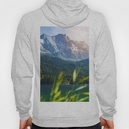 Grass Mountain View (Color) Hoody