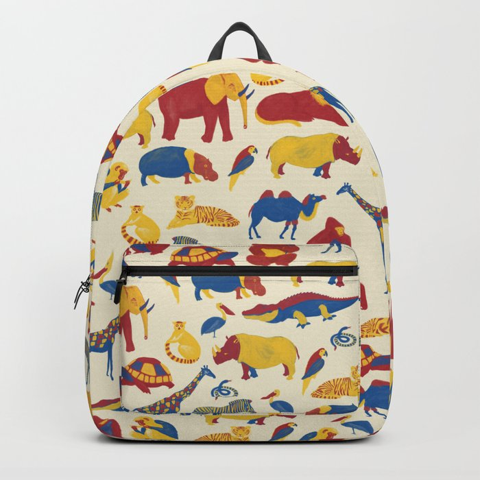Free ZOO Backpack