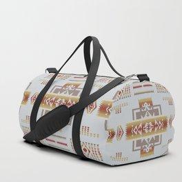 American Native Pattern No. 164 Duffle Bag